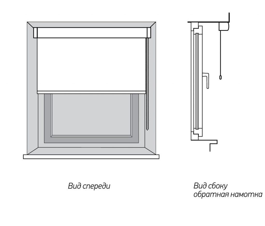 бланк заказа для дизайнеров штор